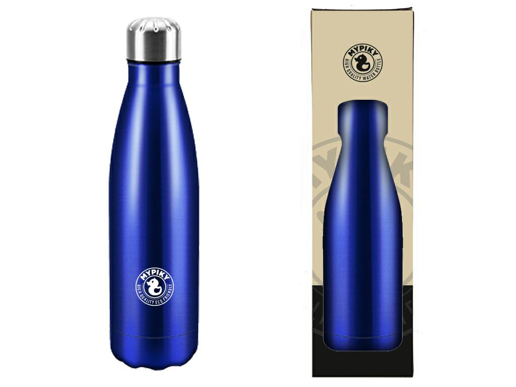 MYPIKY BORRACCIA BLU METAL TERMICA D.P.500ml.