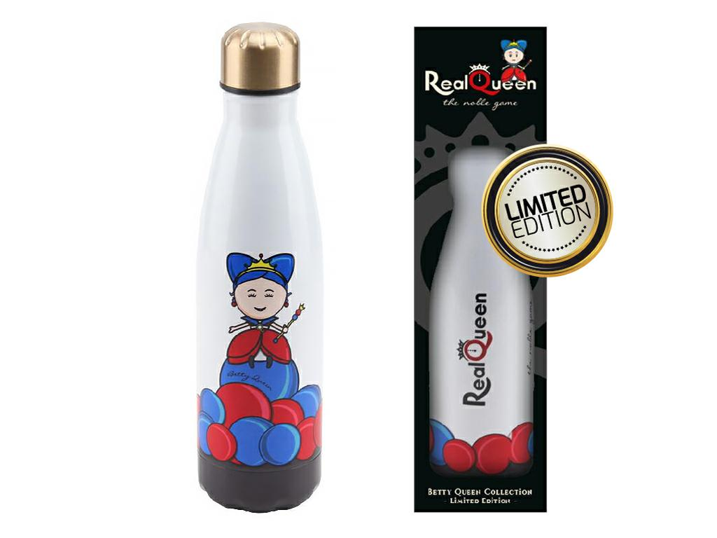 REAL QUEEN BETTY QUEEN BORRACCIA TERMICA 500ML. ED.LIM.