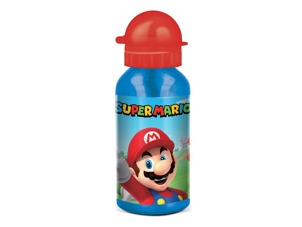 SUPER MARIO BORRACCIA ALLUMINIO ml.500